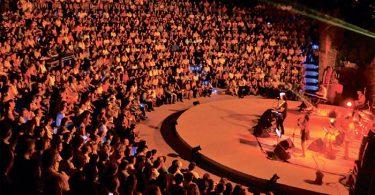 Από το Διεθνές Φεστιβάλ Θεάτρου της Ανδρου