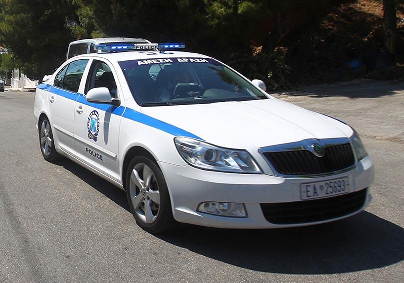 Ροδόπη: Συνελήφθη 21χρονος που εμβόλιζε καταστήματα με αυτοκίνητο