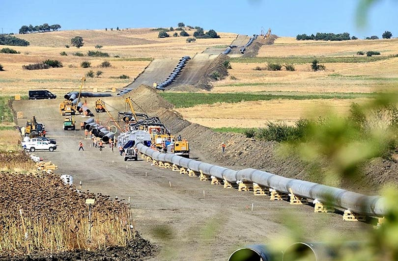 Ολοκληρώθηκε η κατασκευή του αγωγού φυσικού αερίου ΤΑΡ: Πότε μπαίνει σε δοκιμαστική λειτουργία