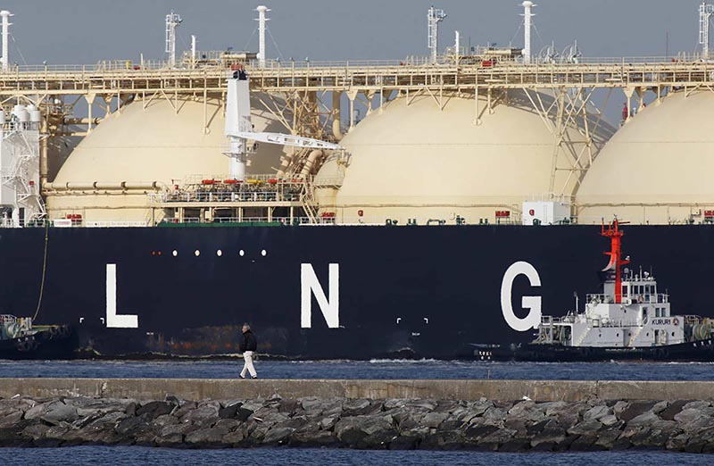 Αλεξανδρούπολη: Τρέχει ο χρόνος για το σταθμό υγροποιημένου αερίου ανοιχτά του λιμανιού