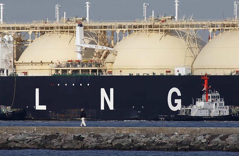 GASTRADE: Έναρξη δεύτερης φάσης του Market Test για τον LNG Αλεξανδρούπολης