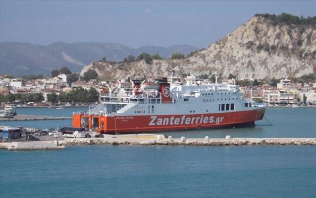 Χωρίς πλοίο σήμερα η Σαμοθράκη