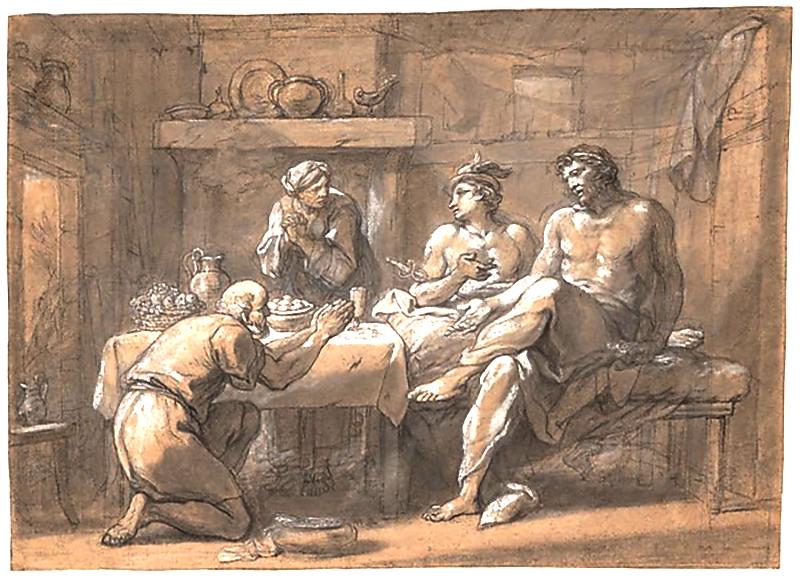 Οβίδιος (Φιλήμων και Βαυκίς)