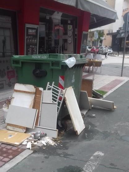 """Επιχείρηση """"καθαρή Αλεξανδρούπολη"""" : Θα 'βρέξει' πρόστιμα"""