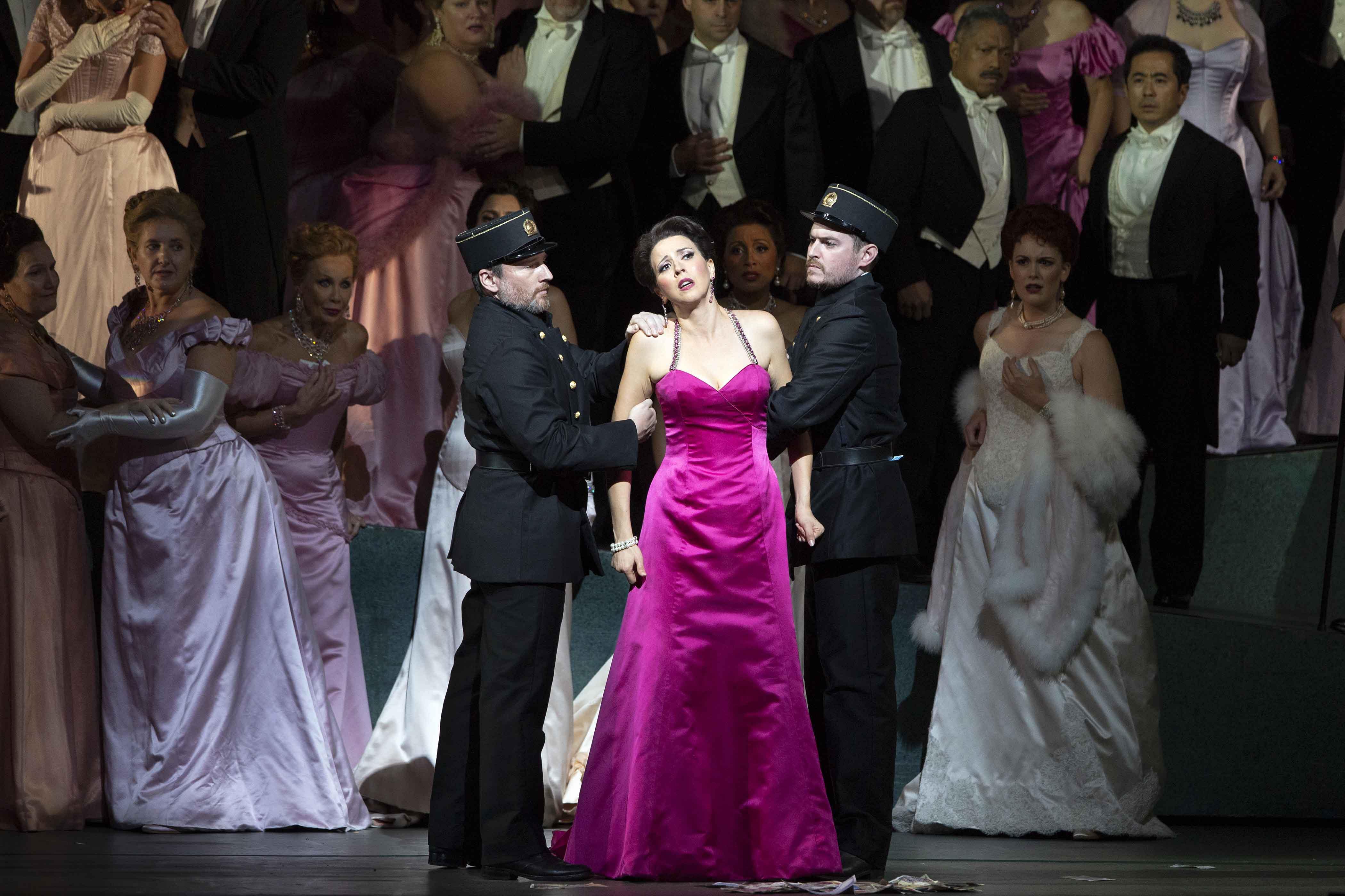 """Η Όπερα """"Μανόν"""" του Jules Massenet από την Κ.Λ.Α. στο δημοτικό θέατρο της Αλεξανδρούπολης"""
