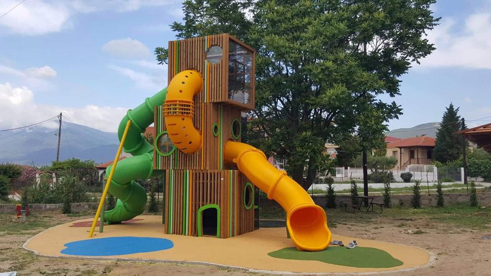 24 νέες παιδικές χαρές στο δήμο Ορεστιάδας