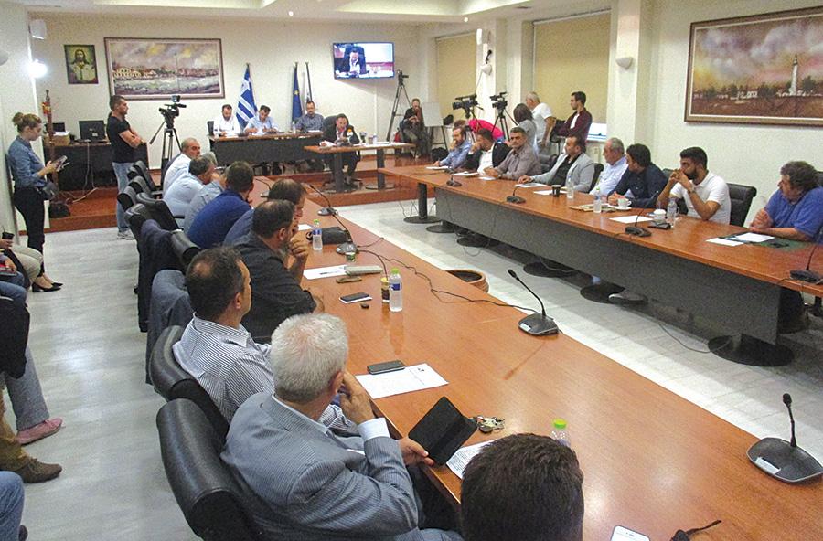 Συνεδριάζει σήμερα το Δημοτικό Συμβούλιο Αλεξανδρούπολης