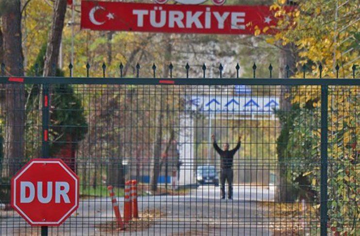 Καστανιές: Τζιχαντιστής στην ουδέτερη ζώνη μεταξύ των συνόρων Ελλάδας και Τουρκίας
