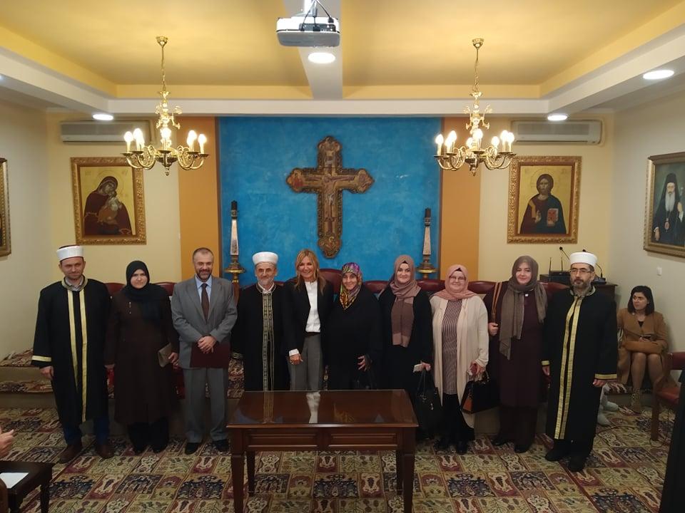 Υπογραφή κοινής διακήρυξης Μητροπολιτών και Μουφτήδων της Θράκης κατά της ενδοοικογενειακής βίας