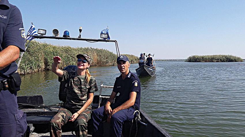 400 προσλήψεις συνοριοφυλάκων για τον Έβρο
