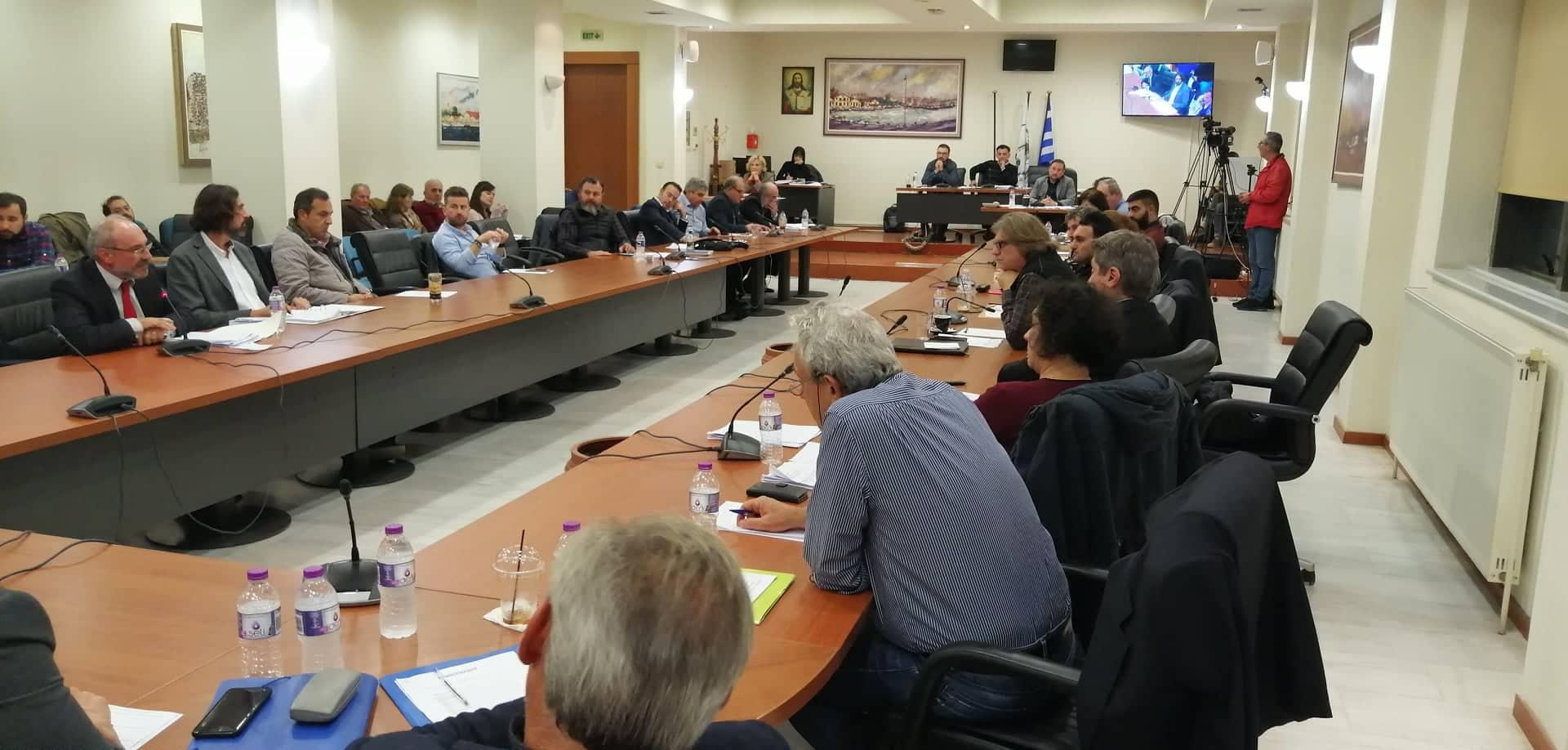 Περαιτέρω διερεύνηση για το θέμα του «μπαλονιού» αποφάσισε το Δημοτικό Συμβούλιο