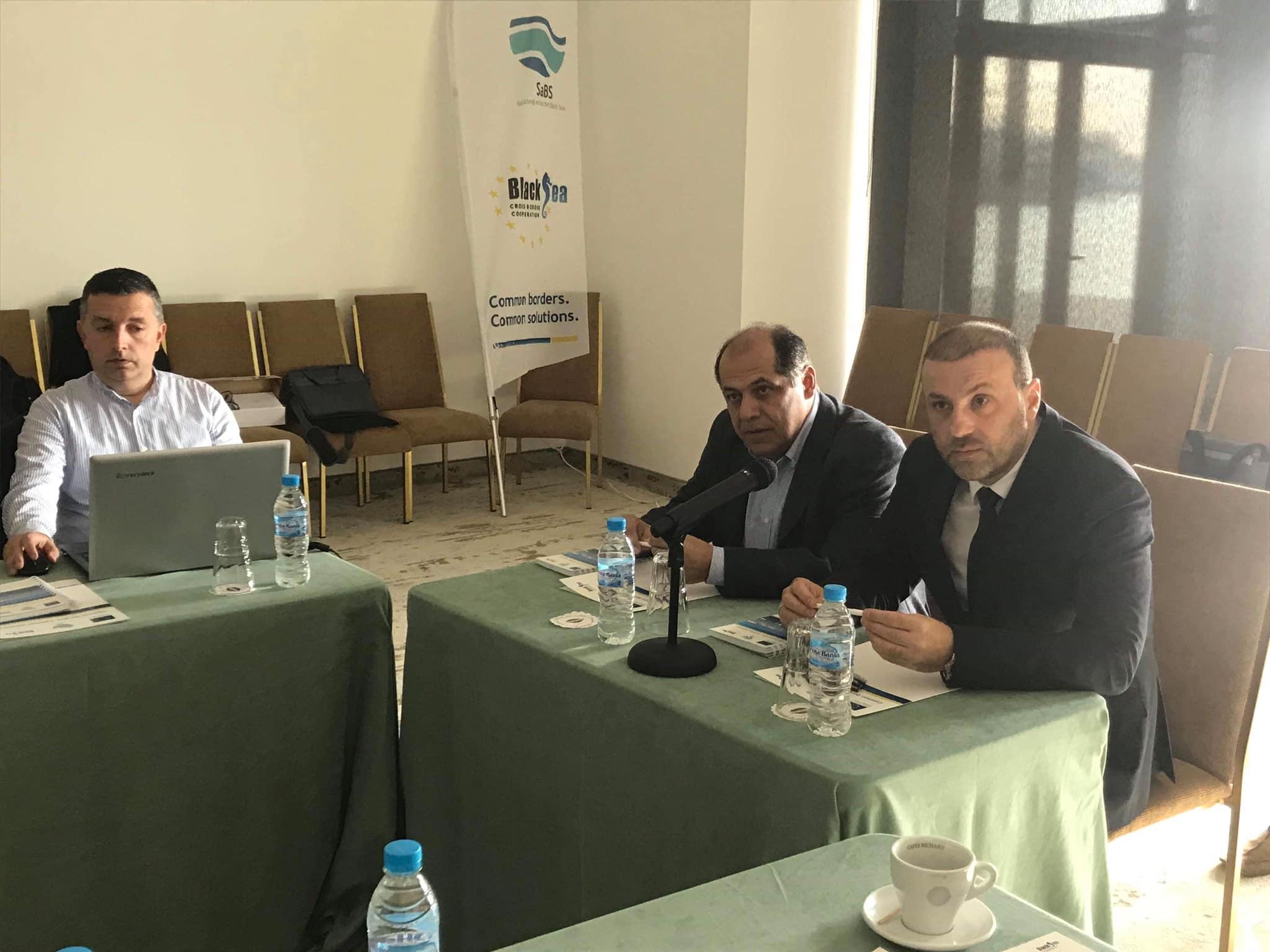 Επίσκεψη της Διοίκησης του Ο.Λ.Α. στο Burgas της Βουλγαρίας
