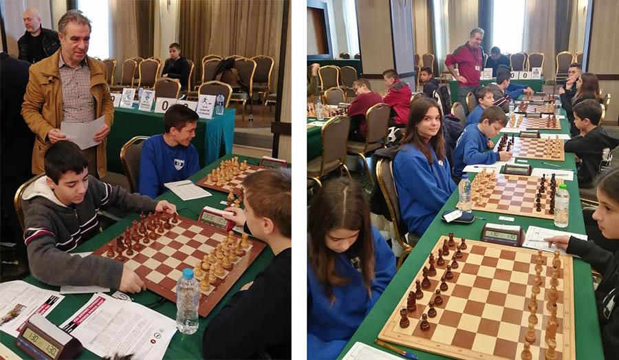 Σκάκι: Ο Εθνικός ανάμεσα στις κορυφαίες ομάδες της Ελλάδας!