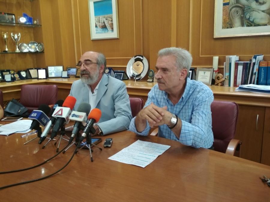 """""""Πυρά"""" Λαμπάκη για την ανεξαρτητοποίηση Αρβανιτίδη"""