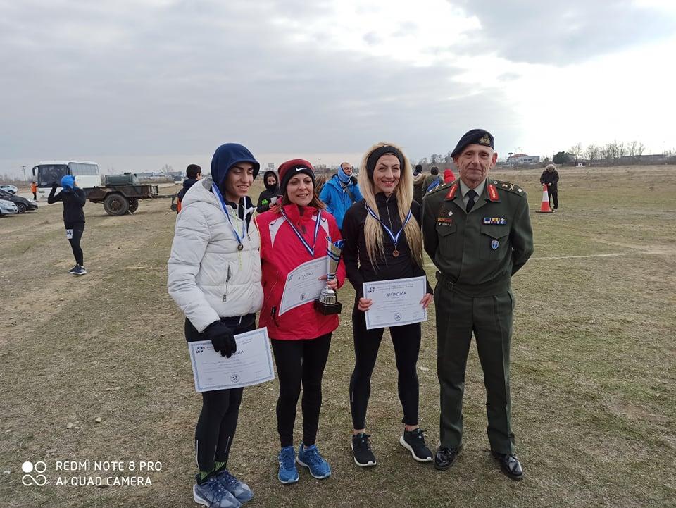 Πρώτο μετάλλιο στην ιστορία του Δρομέα Θράκης στην πρώτη αγωνιστική συμμετοχή του