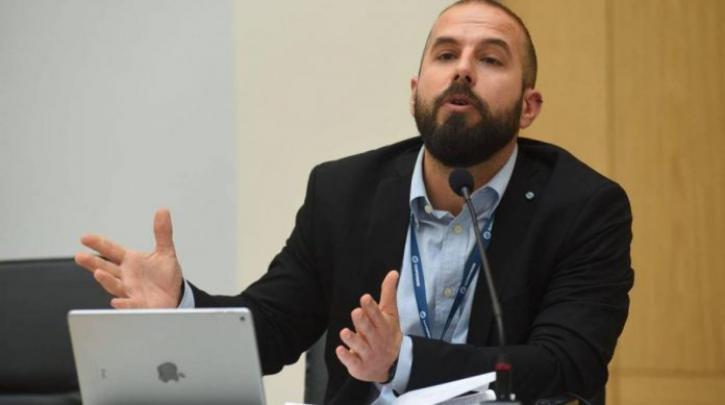 Εκδήλωση για τις διεθνείς εξελίξεις με ομιλητή τον καθηγητή Αντώνη Τζανακόπουλο