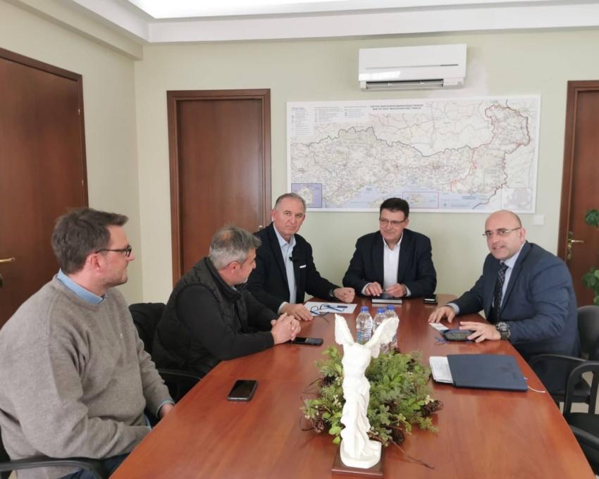 Αιτήματα Πέτροβιτς προς Εγνατία Οδό: Σύνδεση με ΠΓΝΑ, αλλαγή διοδίων και επισκευή οδοστρώματος