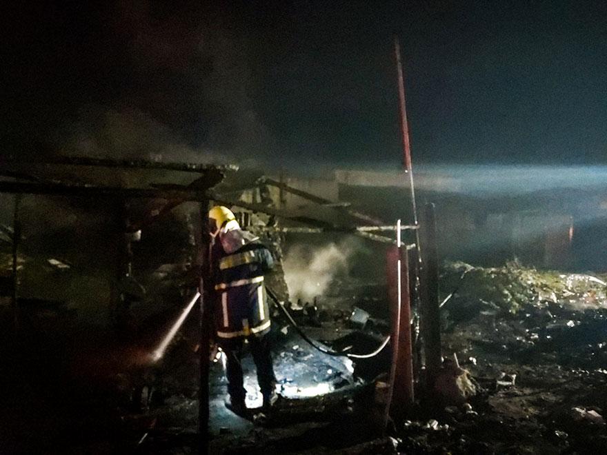 Νεκρό ένα κοριτσάκι μετά από πυρκαγιά στην Κομοτηνή