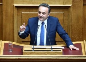 Παρέμβαση Κελέτση στη Βουλή για τα προβλήματα του Αεροδρομίου Αλεξανδρούπολης