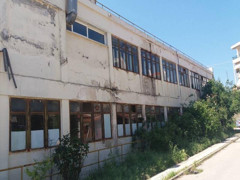 Ξεκινούν έργα στο παλιό νοσοκομείο - Περίφραξη και μέτρα άρσης της επικινδυνότητας