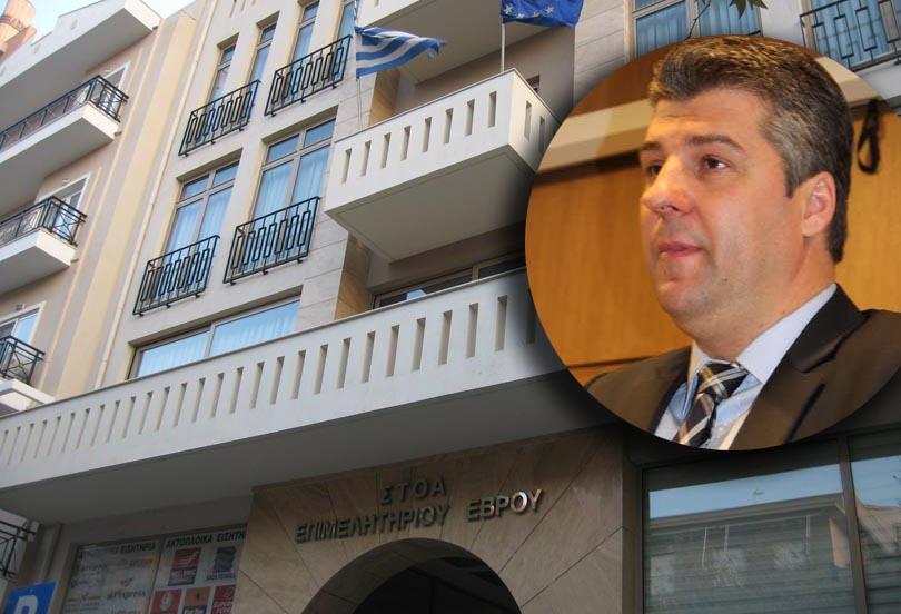 Μέτρα οικονομικής υποστήριξης των επιχειρήσεων ζητά το Επιμελητήριο Εβρου