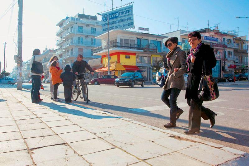«Κομμένα» τα ψώνια στην Τουρκία, αλλά και στον βόρειο Έβρο