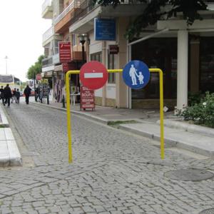 Επανέρχονται τα οχήματα στην Κύπρου, καταργείται ο πεζόδρομος