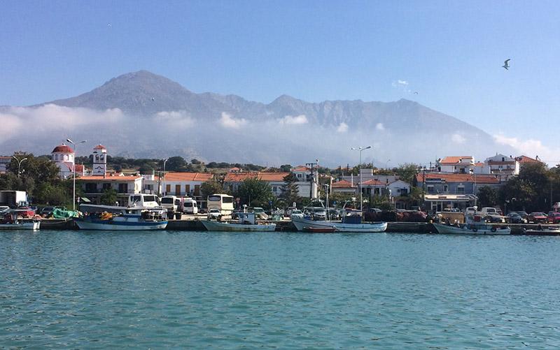 Έλεγχοι σε όσους έλεγχοι ταξιδεύουν με το πλοίο από την Αλεξανδρούπολη – Σαμοθράκη