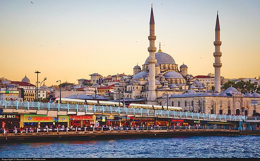 Ταξιδάκι στην Κωνσταντινούπολη, εν μέσω πανδημίας, για συνέδριο διαλογισμού!