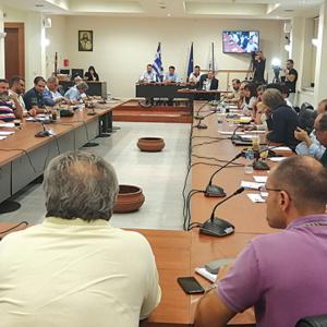 6ωρη συνεδρίαση αντιπαραθέσεων, έντασης και σημαντικών θεμάτων στο Δημοτικό Συμβούλιο