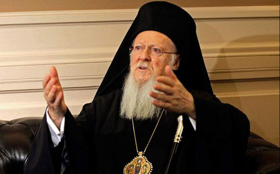 """Βαρθολομαίος: """"Αυτό που κινδυνεύει δεν είναι η πίστη, αλλά οι πιστοί"""""""