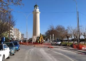 Με απόφαση Δημάρχου Αλεξανδρούπολης διατηρείται η αμφίδρομη κίνηση επί της παραλιακής