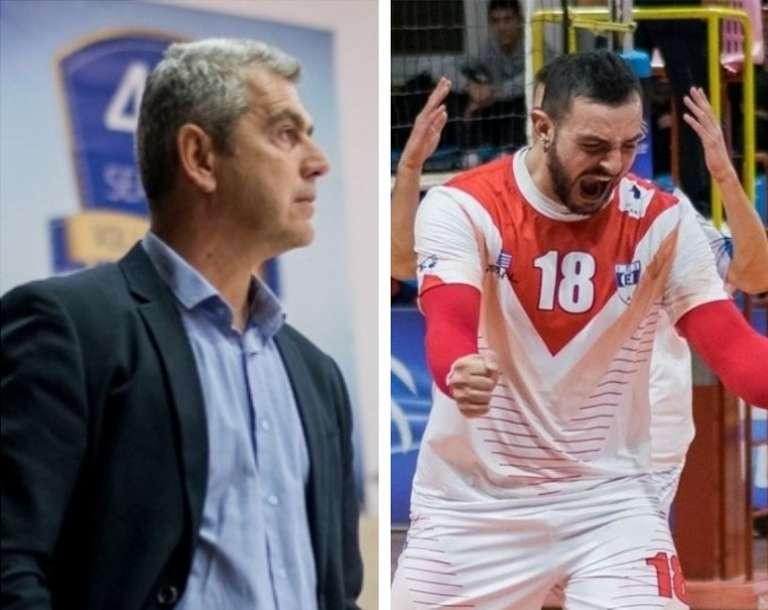 Πικρία, απογοήτευση, από παίκτες και προπονητή του βόλεϊ του Εθνικού Αλεξανδρούπολης