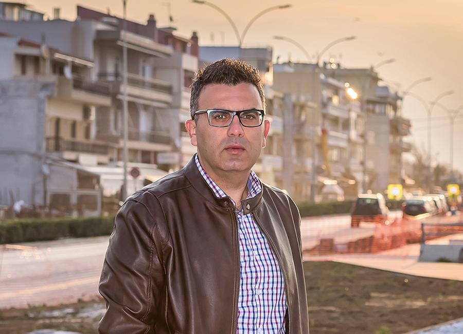 Παραμένει πρόεδρος της Κοινότητας Αλεξανδρούπολης ο Γιάννης Ναϊτίδης