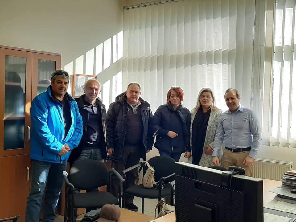 Συνεχίζονται οι απεργιακές κινητοποιήσεις εργαζομένων του ΟΤΕ και στον Έβρο