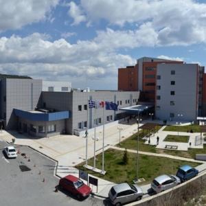 """""""Καταρρέει"""" και το νοσοκομείο Καβάλας"""