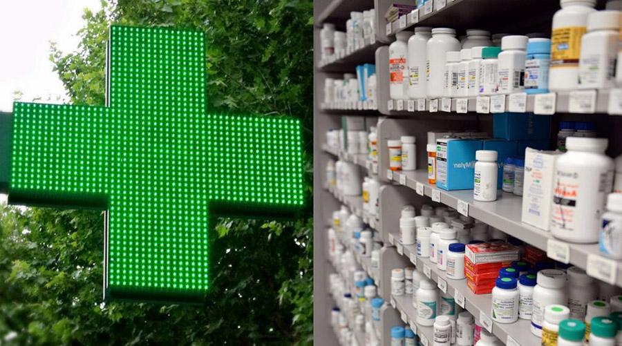 Νέο ωράριο λειτουργίας των φαρμακείων του Έβρου