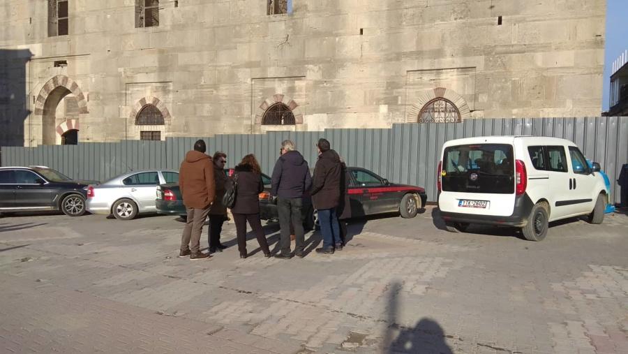 Τα μνημεία του Διδυμοτείχου επισκέφθηκε η Υπουργός Πολιτισμού