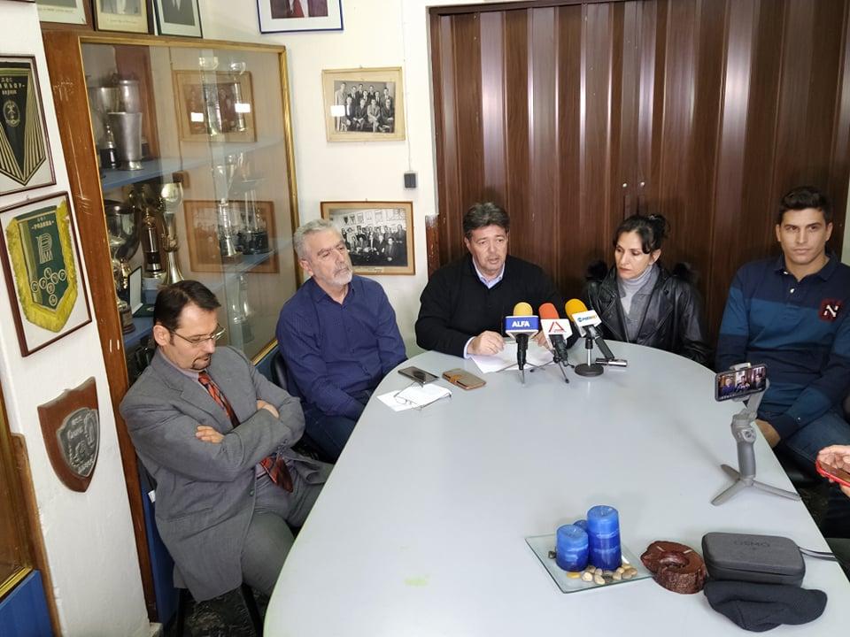 Συνέντευξη Μεσινέζη: «Η διοίκησή μας θα είναι κοντά σε όλα τα τμήματα, ιδιαίτερα στο βόλεϊ »