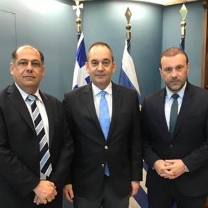 Αύριο Τρίτη στον ΟΛΑ ο Υπουργός Ναυτιλίας και Νησιωτικής Πολιτικής κ. Πλακιωτάκης