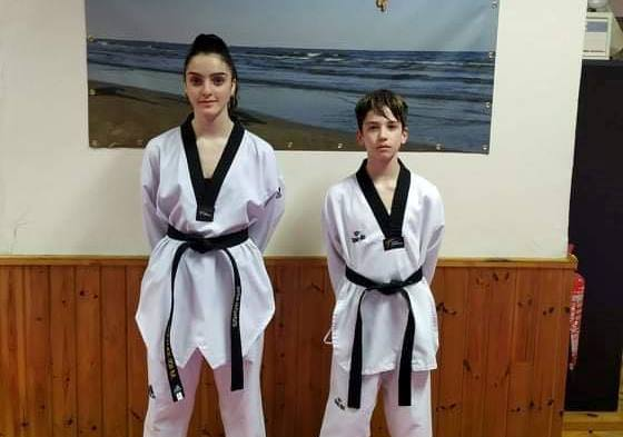 Στη Σουηδία αθλητές του ΑΟΓ Taekwondo Αλεξανδρούπολης