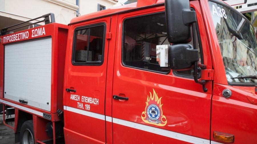 Νεκρή μία 91χρονη στις Φέρες λόγω αναθυμιάσεων από φωτιά