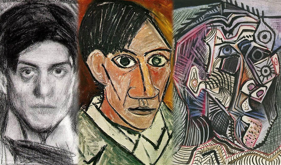 Πάμπλο Πικάσο: H ποικιλομορφία της καλλιτεχνικής του πορείας