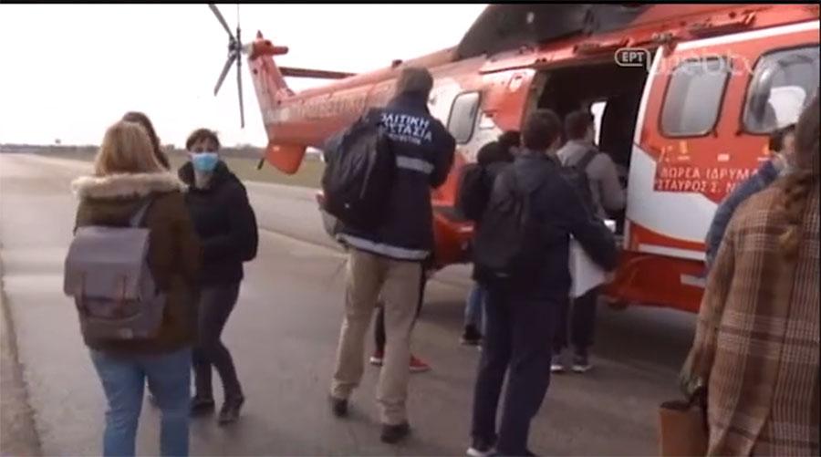 Έλεγχοι στη Θράκη από Υγειονομική ομάδα των Ένοπλων Δυνάμεων