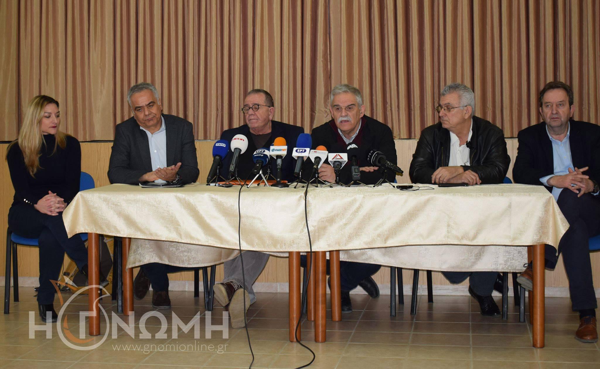 Επίσκεψη κλιμακίου του ΣΥΡΙΖΑ στον Έβρο: «Όχι» στην εργαλειοποίηση του προσφυγικού