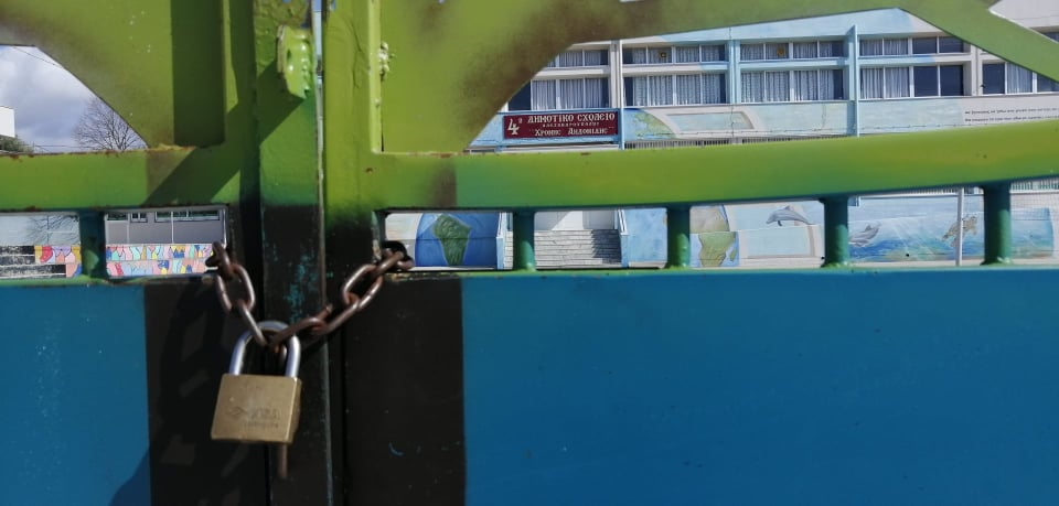 Αλεξανδρούπολη: Κλειστά σχολεία, μέρα 2η... (photos)
