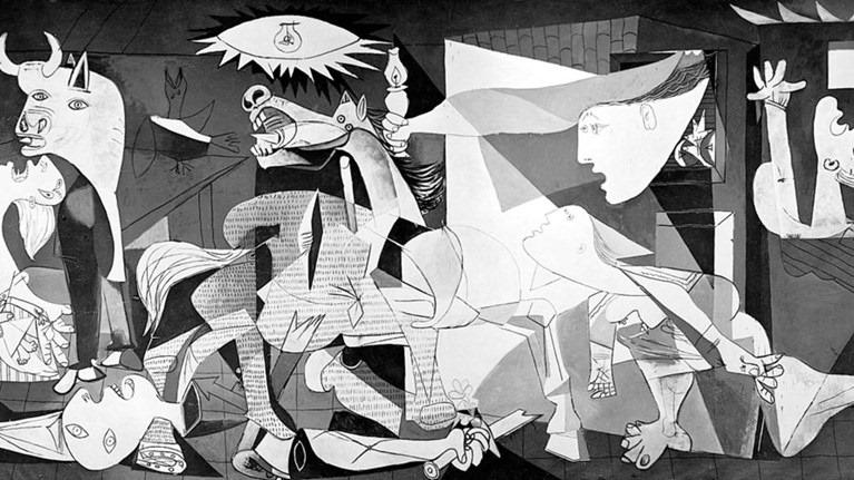 Η επιρροή του κλασικισμού στην τέχνη του Πικάσο