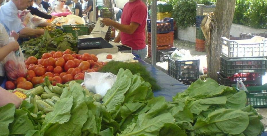 """Προϊόντα από την """"πράσινη λαϊκή"""" θα αγοράσει ο Δήμος Αλεξανδρούπολης"""