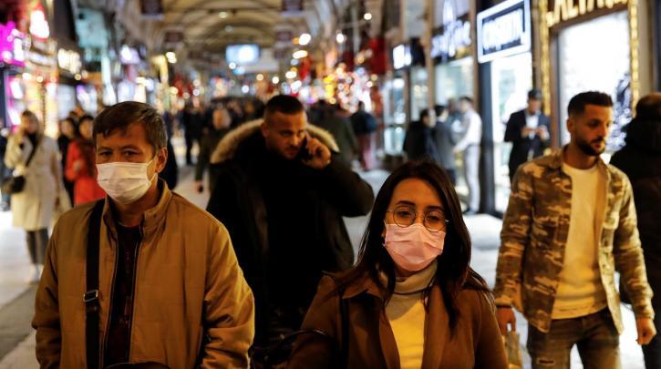 Απαγόρευση κυκλοφορίας σε ηλικιωμένους και χρόνια πάσχοντες στην Τουρκία