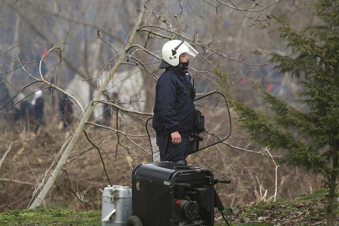 «Stop» στην ενίσχυση του Έβρου με αστυνομικούς από Κοζάνη και Καστοριά, λόγω κορωνοϊού